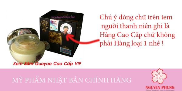 kem sam guoyao nhat ban chinh hang